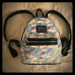 Dr. Seuss Loungefly Minibackpack